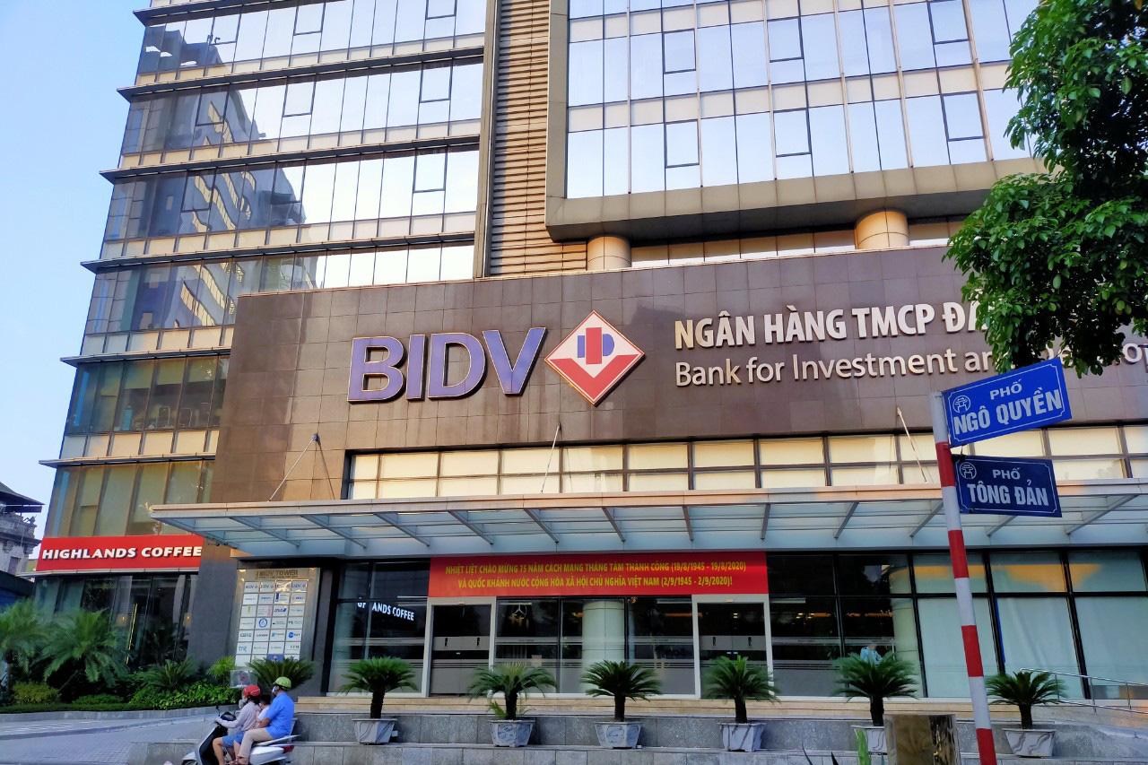 BIDV tiếp tục rao bán loạt khoản nợ