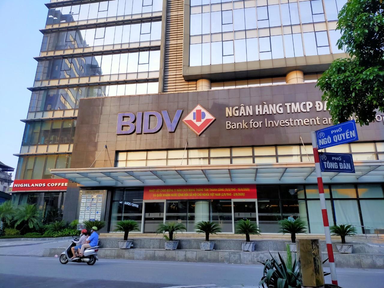 BIDV rao bán loạt khoản nợ hàng trăm tỷ đồng - Ảnh 1.