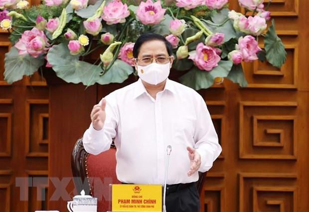 Thủ tướng: Mua vắc xin COVID-19 là cấp bách, phải thực hiện ngay - Ảnh 1.