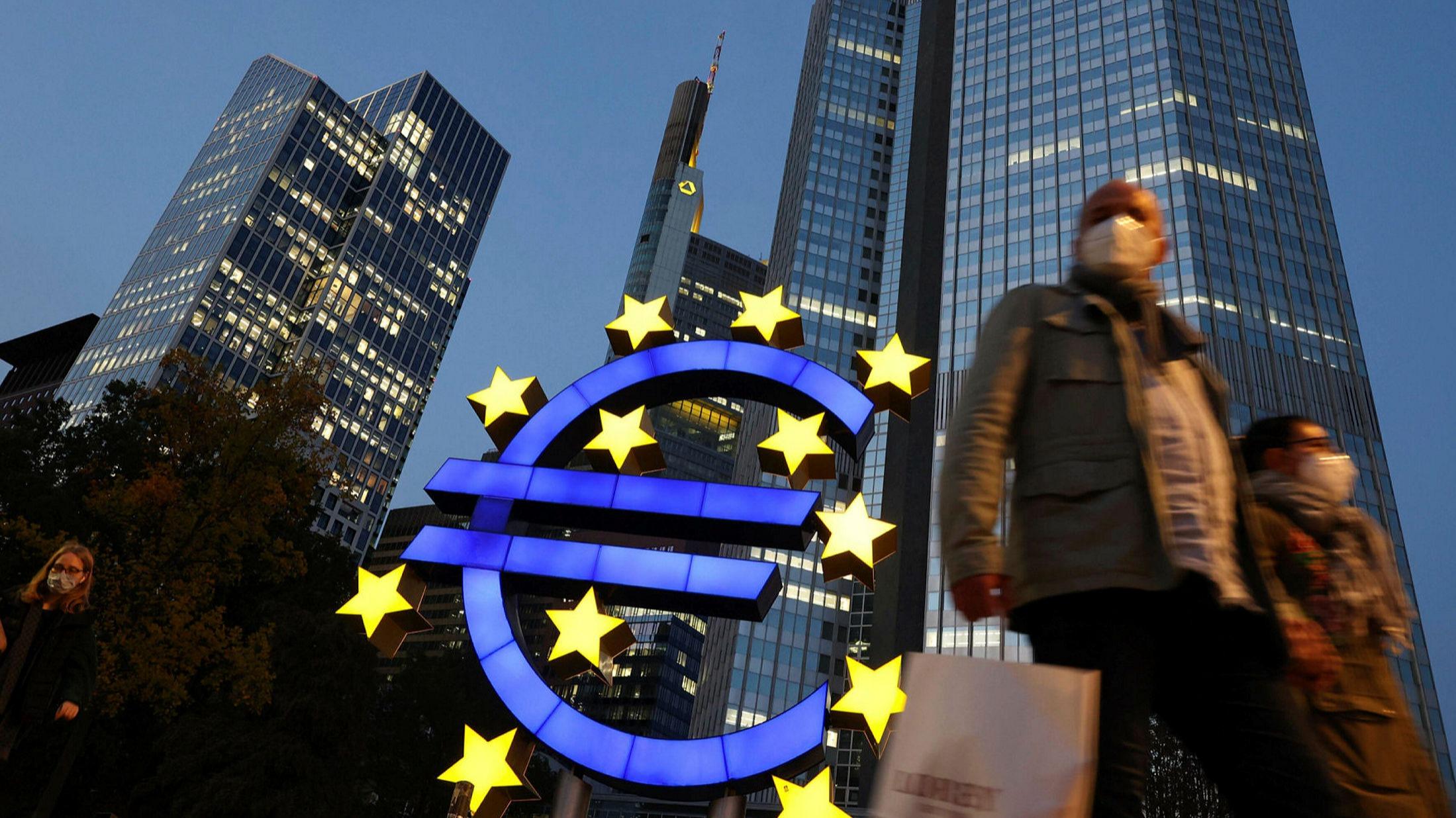 Phản ứng của ECB khi lợi suất trái phiếu tăng cao - Ảnh 1.