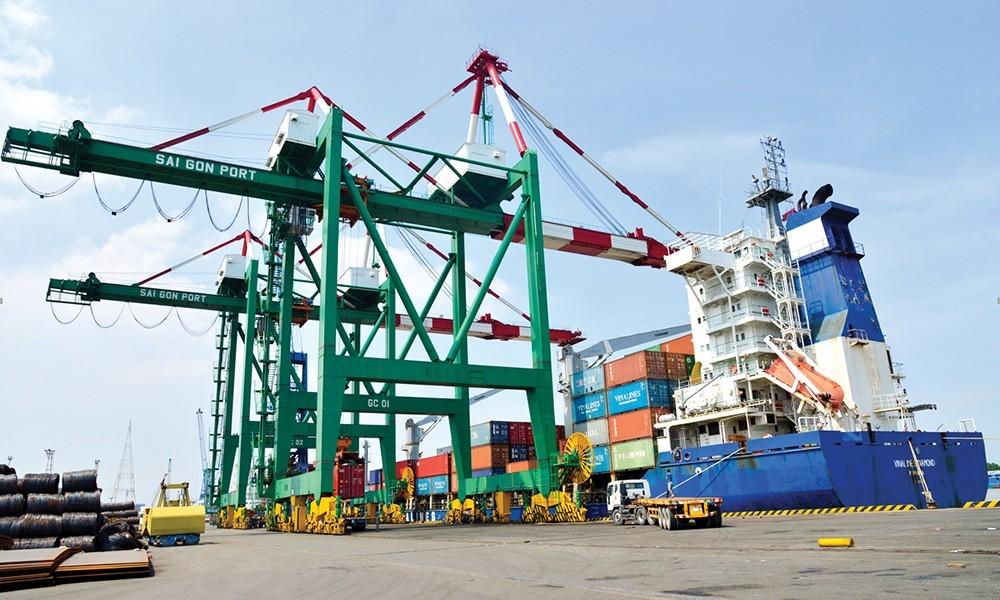 Doanh nghiệp cảng biển 'đắt khách' - Ảnh 2.