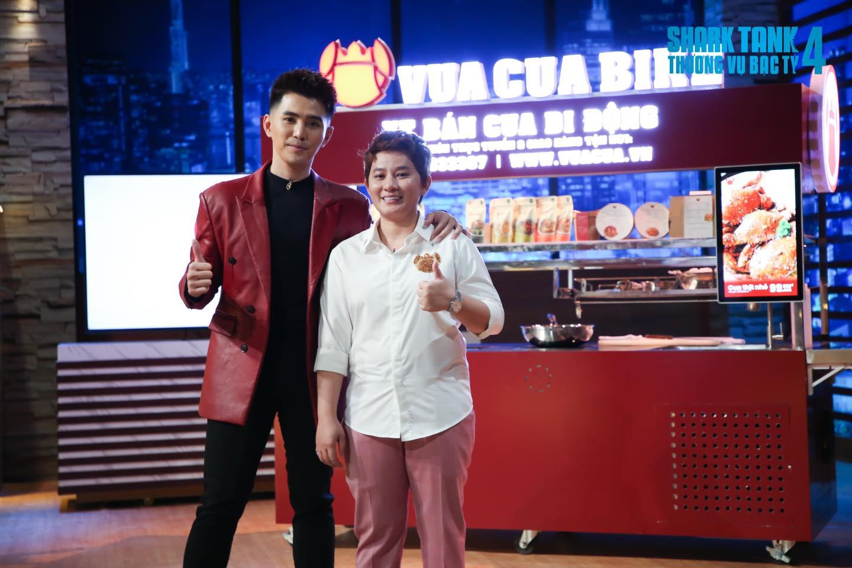 Ca sĩ Will (365) mở màn Shark Tank Việt Nam mùa 4 với màn gọi vốn cho Vua Cua Bike, thu hút sự quan tâm của 3 cá mập - Ảnh 1.