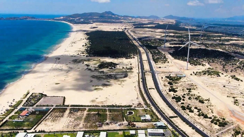 Dự kiến tháng 6, Bình Định bàn giao hơn 174 ha đất cho Becamex Bình Định - Ảnh 1.
