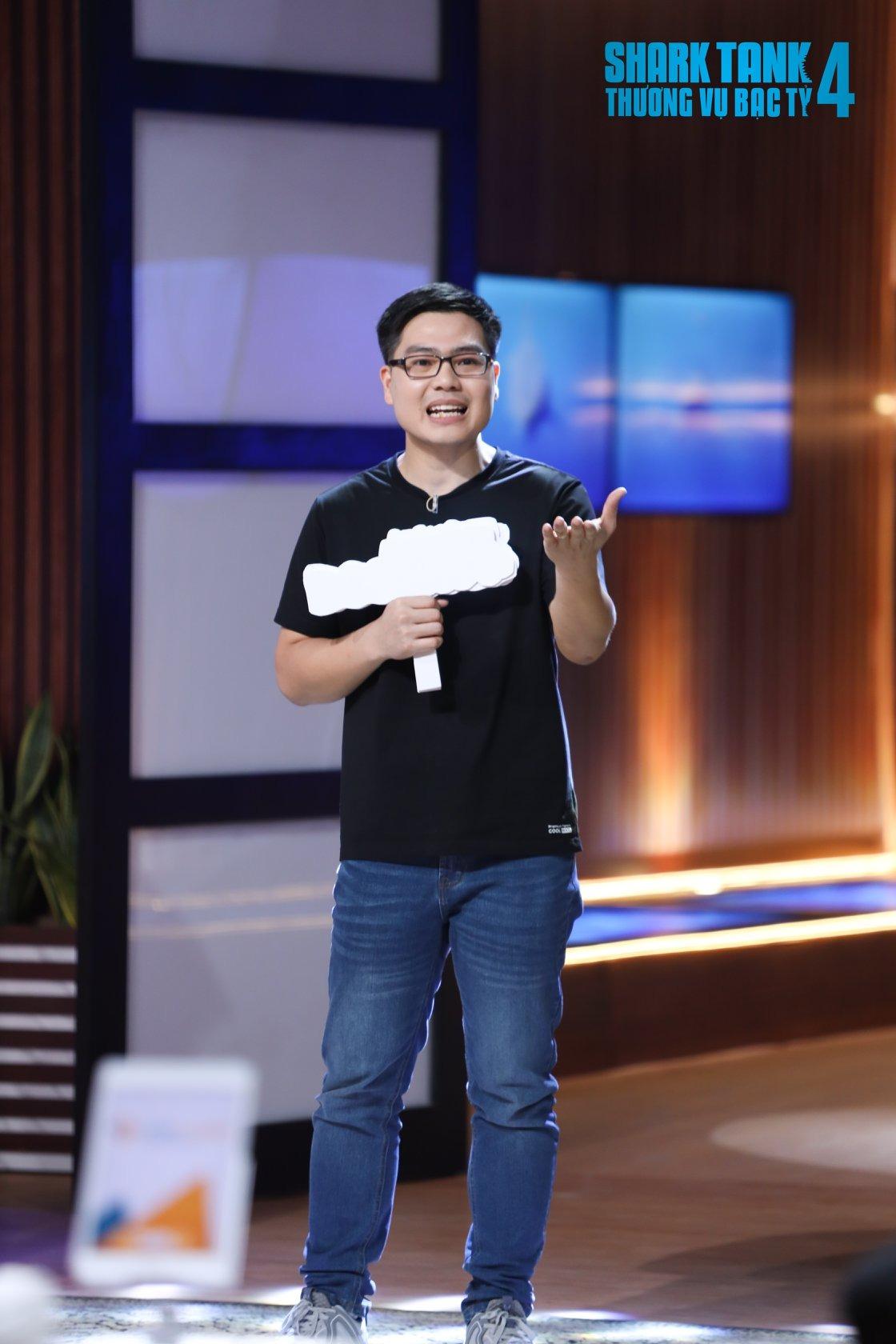 Tất cả các Shark từ chối, riêng Shark Bình chuyển 'tiền tươi' cam kết biến người sáng lập startup bán đồ nam thành trăm triệu phú - Ảnh 1.