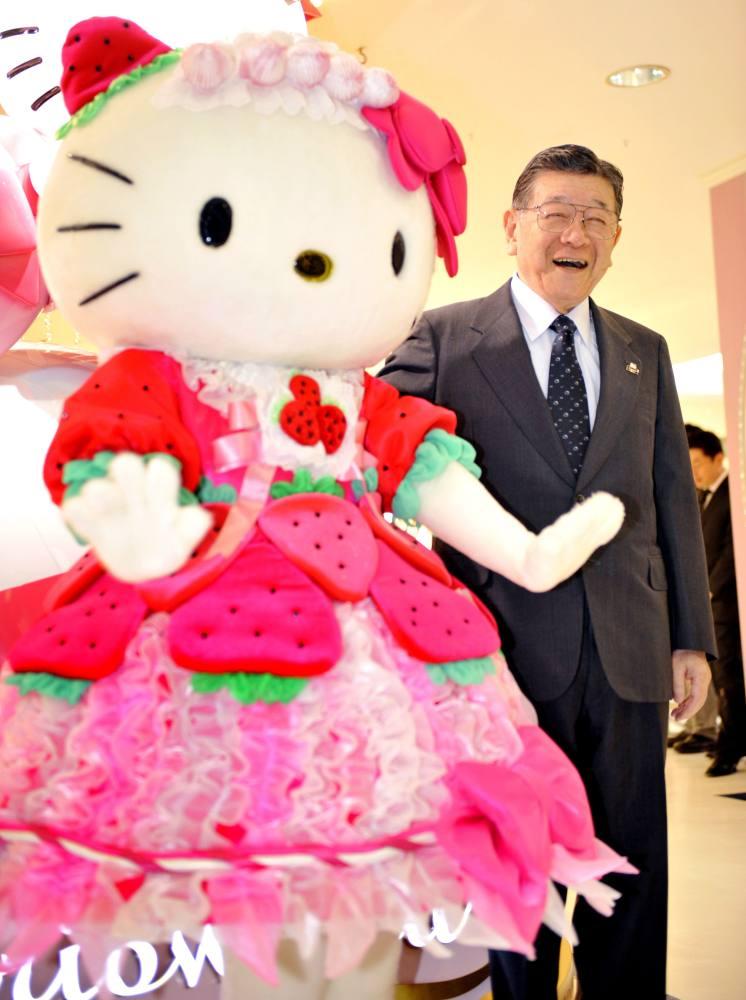 Hello Kitty: Từ công ty bán dép đến thương hiệu tỷ USD thuyết phục thế giới bằng sự dễ thương - Ảnh 2.