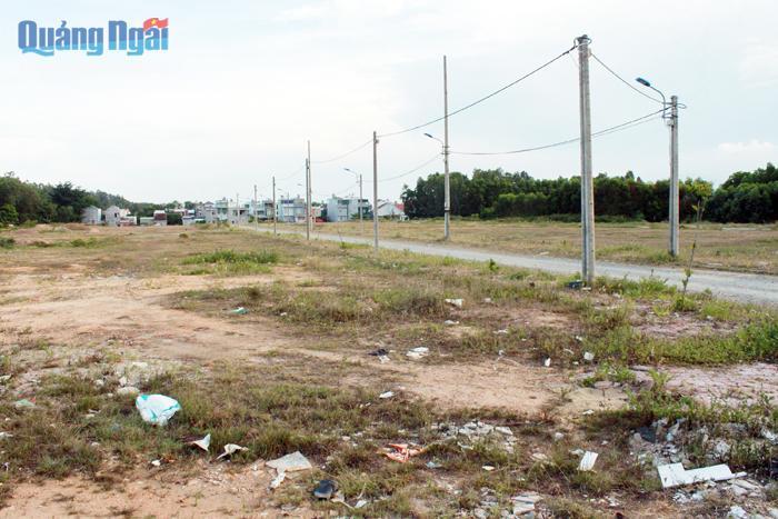 Quảng Ngãi rà soát thu tiền sử dụng đất đã miễn giảm ở dự án 1.200 tỷ đồng - Ảnh 1.