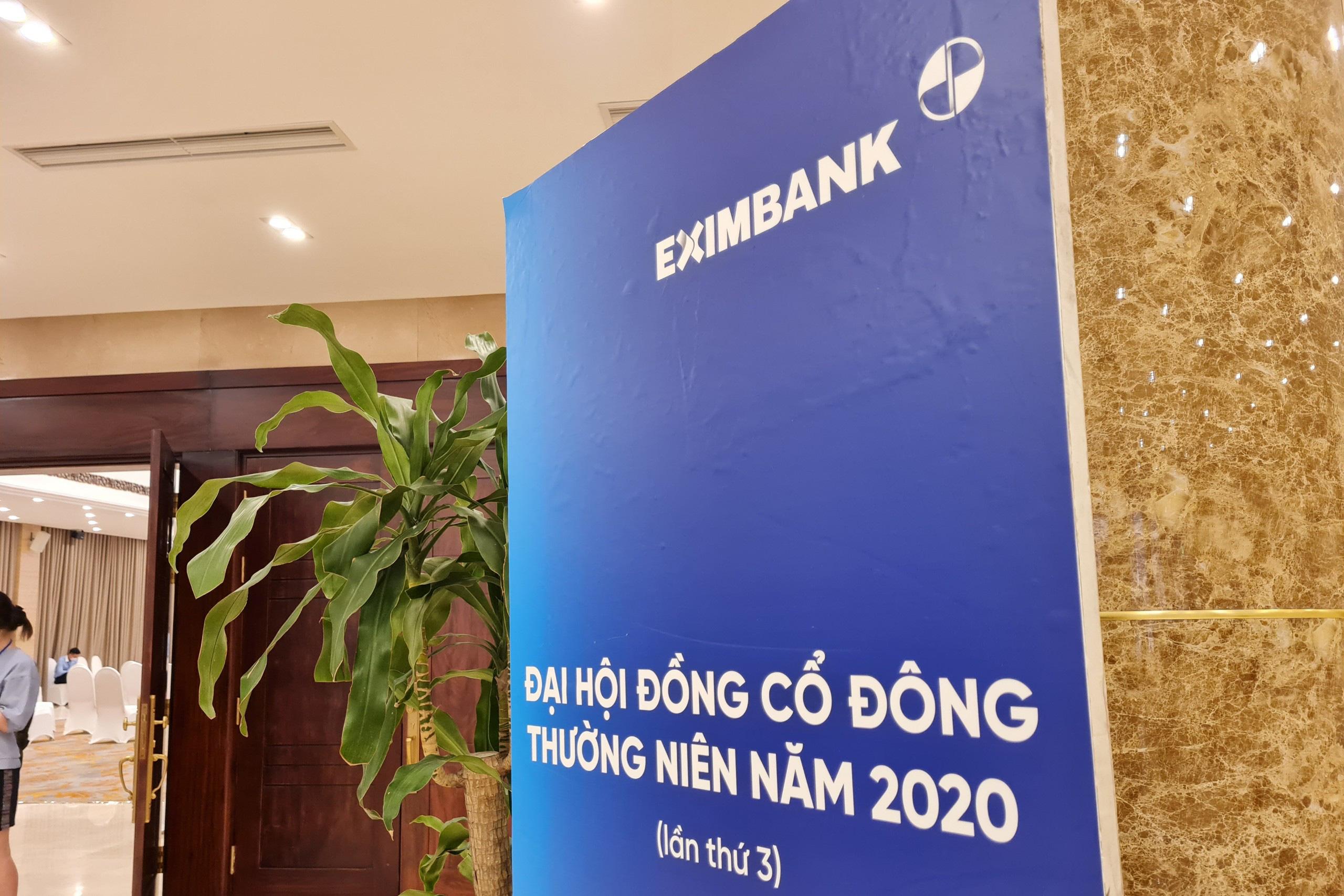 Lối mở cho cuộc chiến vương quyền tại Eximbank