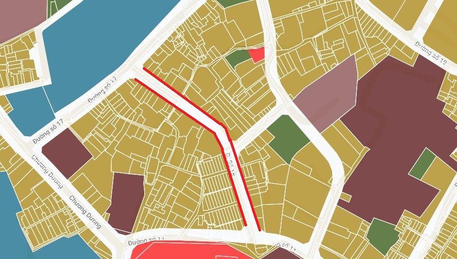 Ba đường sẽ mở theo quy hoạch tại phường Linh Chiểu, TP Thủ Đức - Ảnh 11.