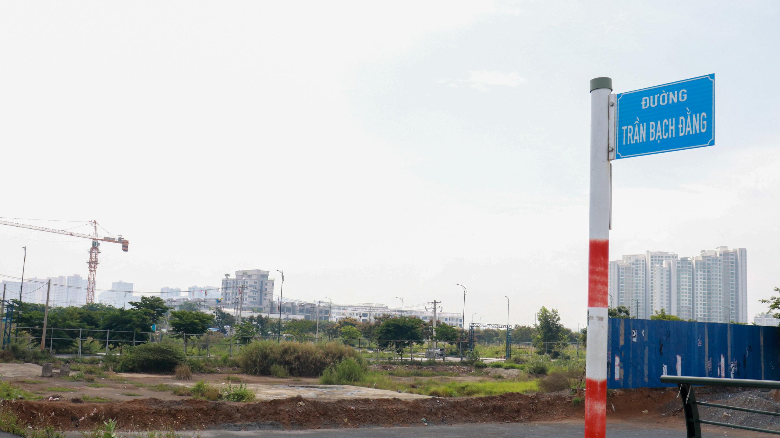 Hiện trạng 4 khu đất ở Thủ Thiêm sắp bán đấu giá - Ảnh 3.