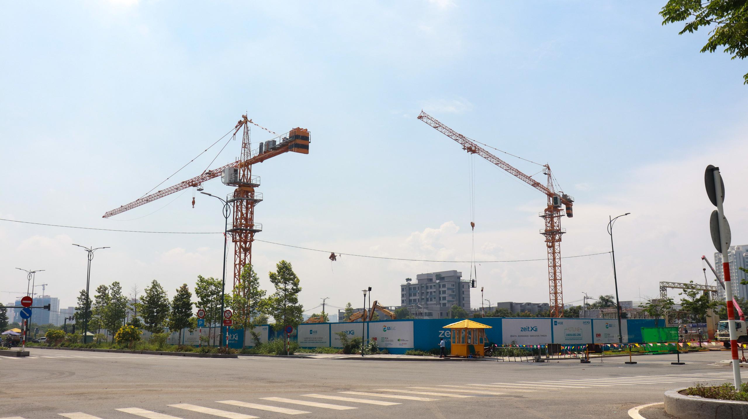 Hiện trạng 4 khu đất ở Thủ Thiêm sắp bán đấu giá - Ảnh 13.
