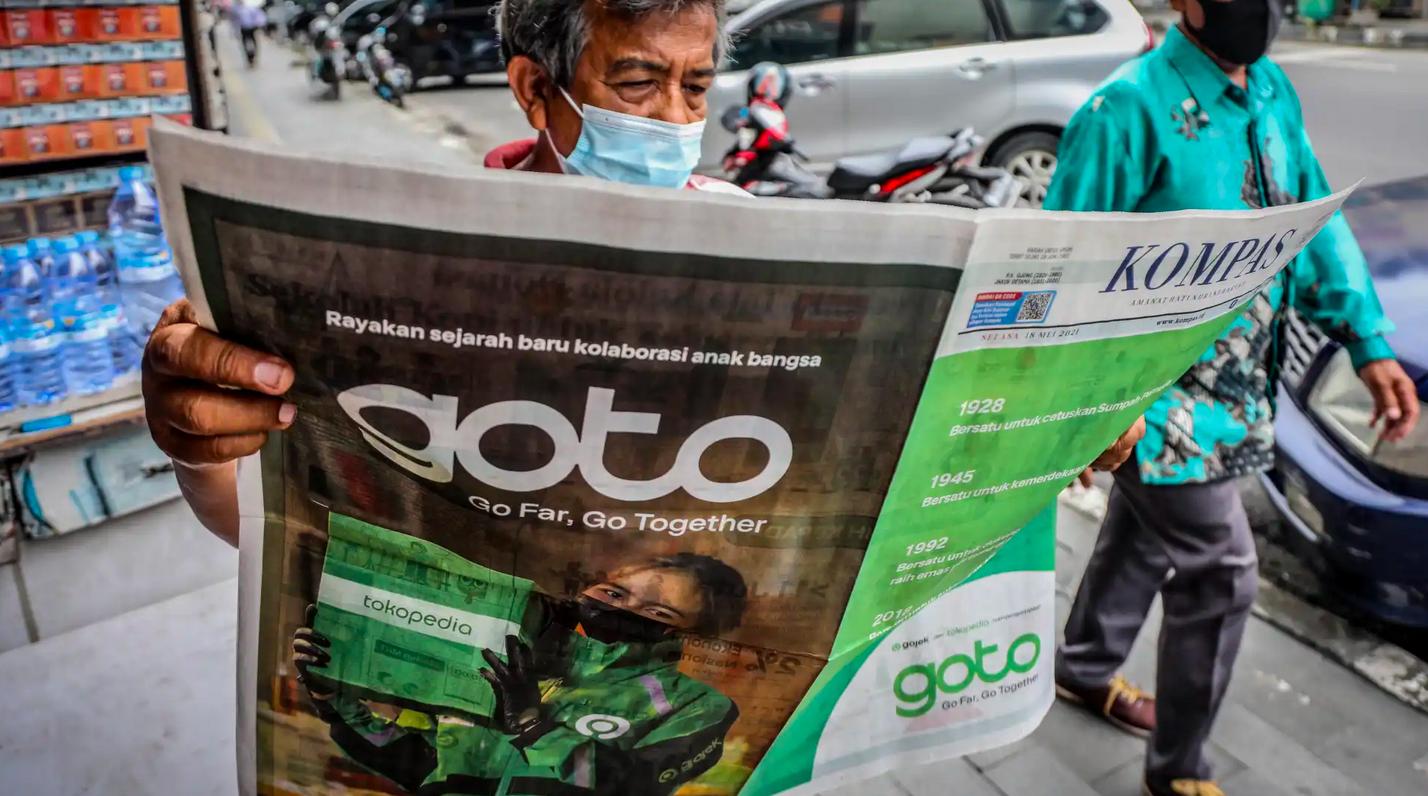 GoTo, Grab và Sea tạo ra cuộc đua tam mã ở mảng công nghệ tại Đông Nam Á - Ảnh 1.