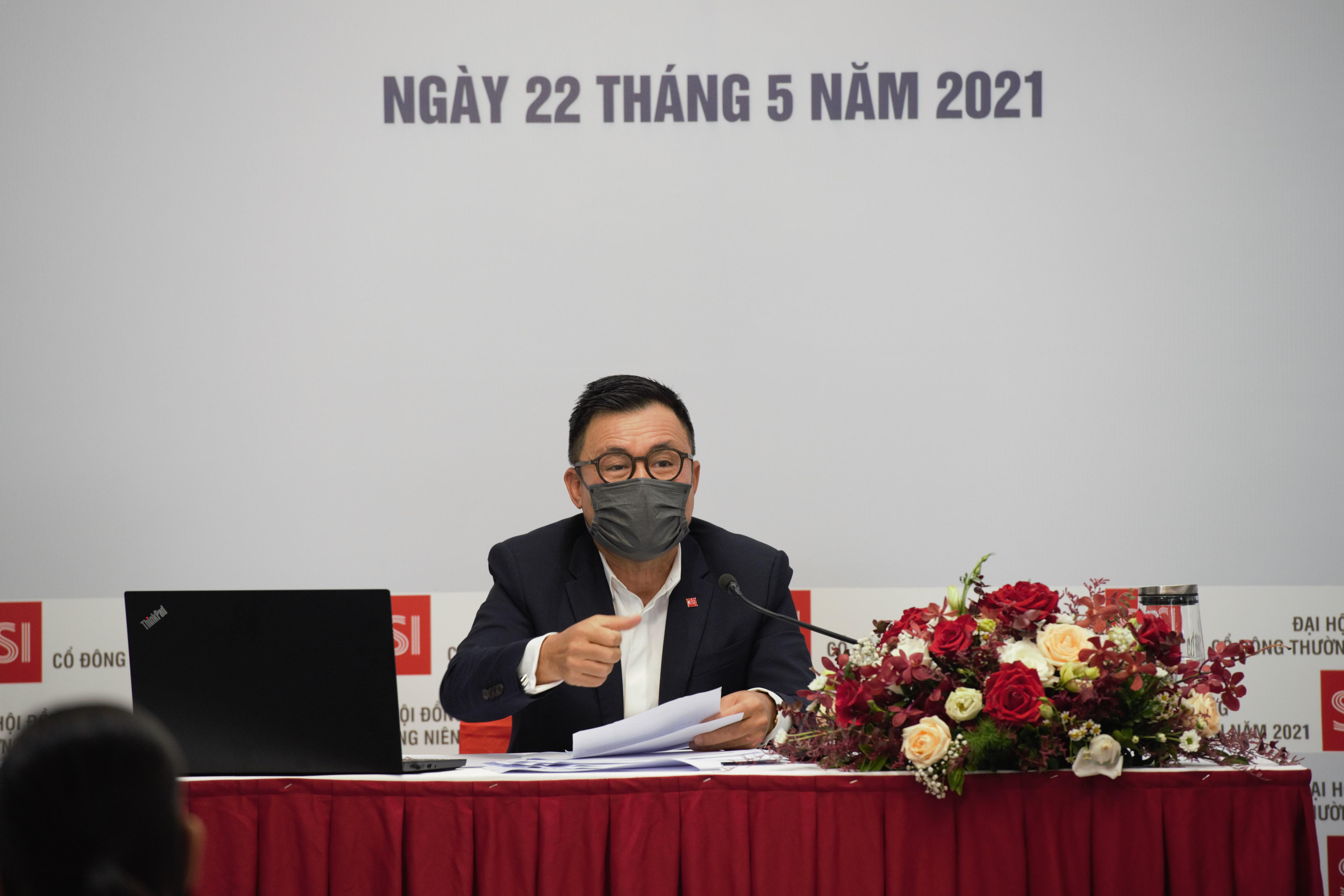 Ông Nguyễn Duy Hưng: Chứng khoán năm 2021 sẽ tốt hơn 2020, tốt không có nghĩa là chỉ có lên