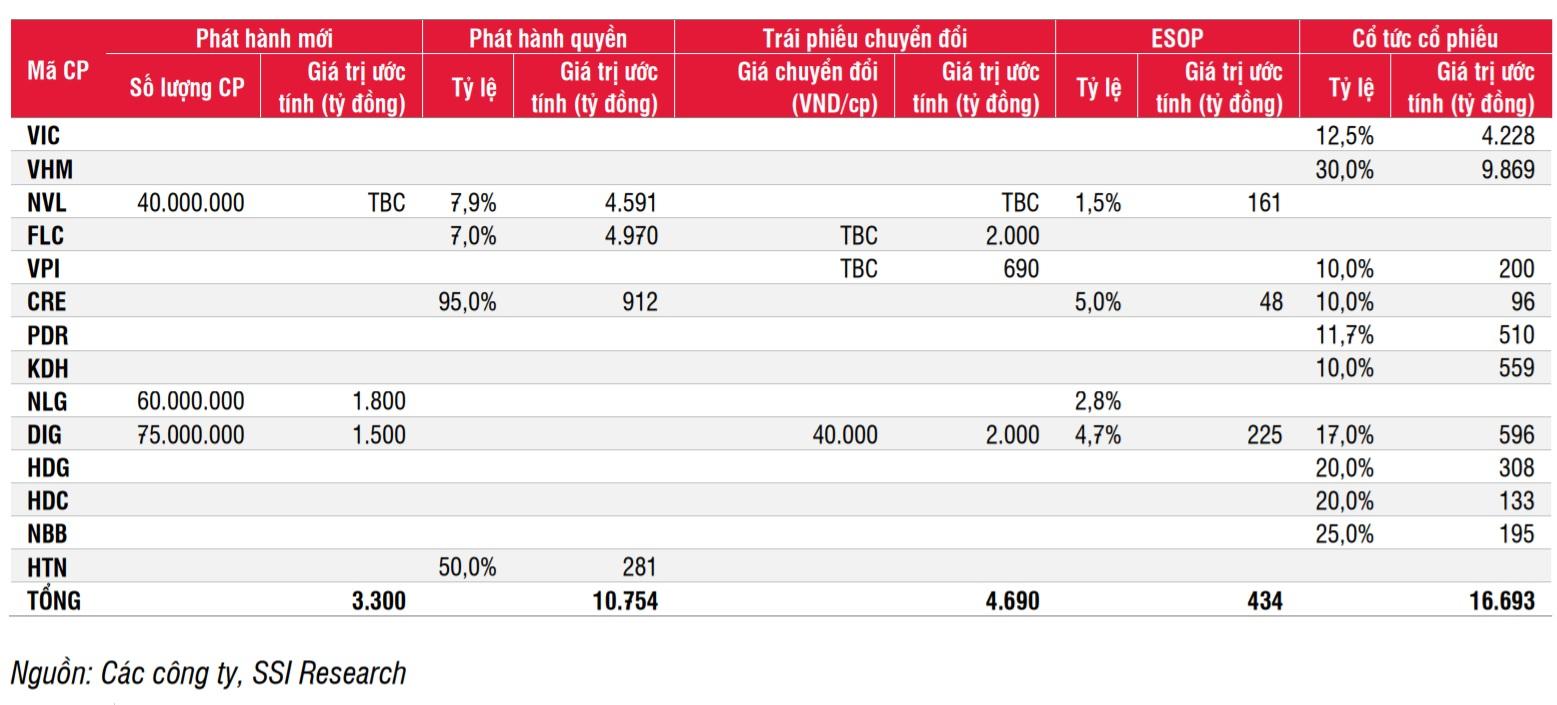 Những đợt cổ tức khủng nhất năm: Vietcombank, VietinBank, Hòa Phát sẽ phát hành mới hàng tỷ cổ phiếu - Ảnh 5.