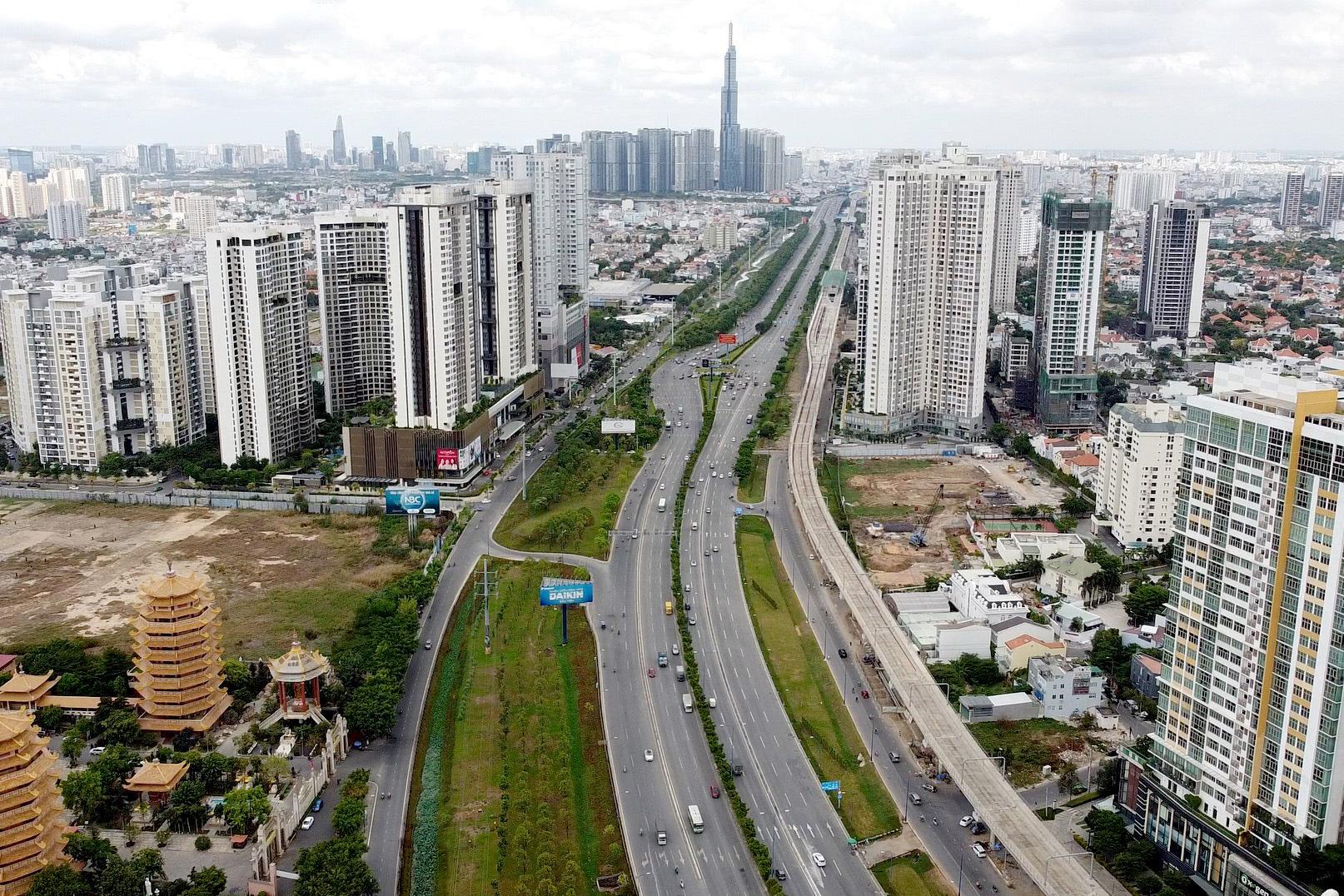 TP HCM phê duyệt Đề án định hướng phát triển hạ tầng dịch vụ giai đoạn 2020-2025