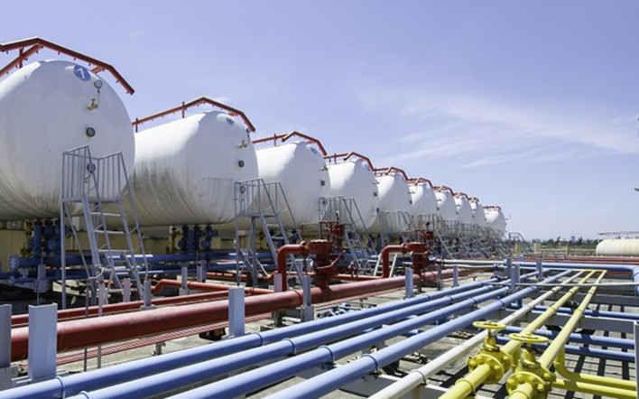 Giá gas hôm nay 24/5: Giá khí đốt tự giảm gần 2% trong phiên giao đầu tuần - Ảnh 1.