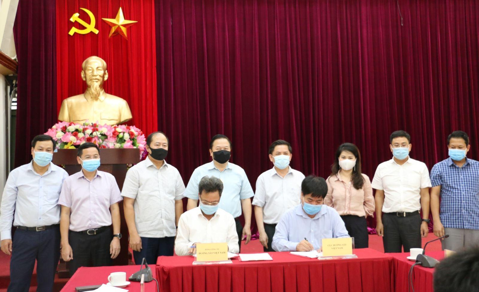 VNR nhận dự án bảo trì đường sắt Việt Nam hơn 2.800 tỷ đồng - Ảnh 1.