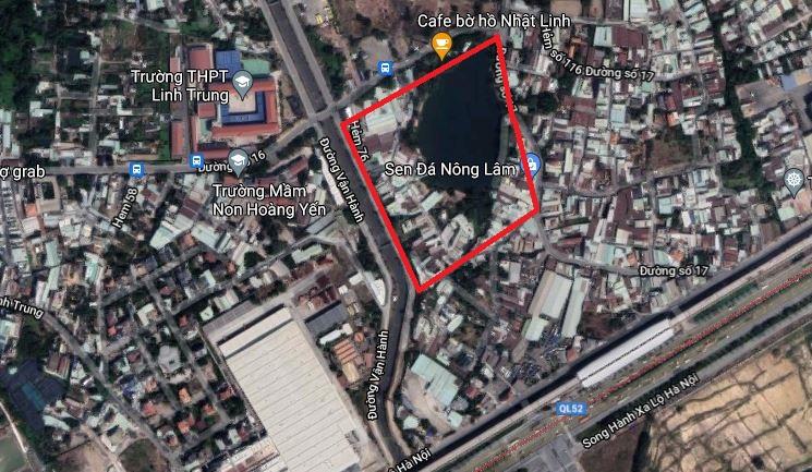 4 khu đất dính quy hoạch tại phường Linh Trung, TP Thủ Đức [phần 2] - Ảnh 11.