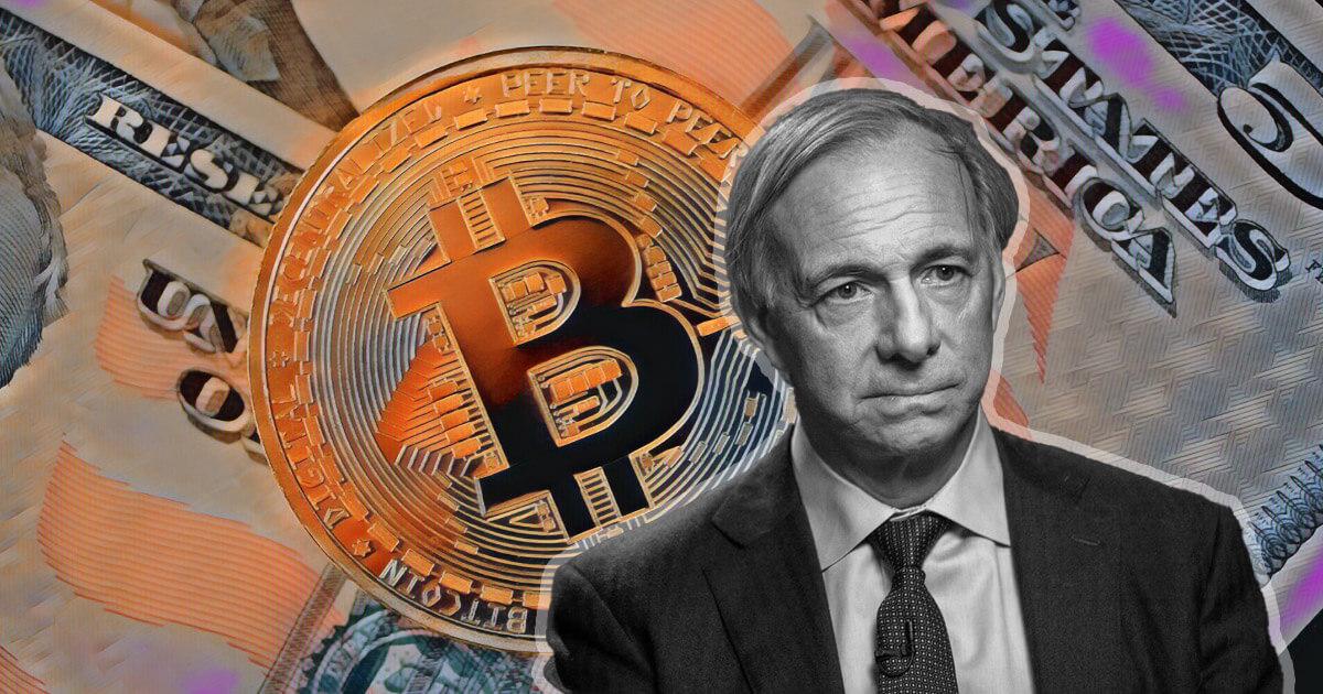 Trùm đầu cơ Ray Dalio thích bitcoin hơn trái phiếu - Ảnh 1.