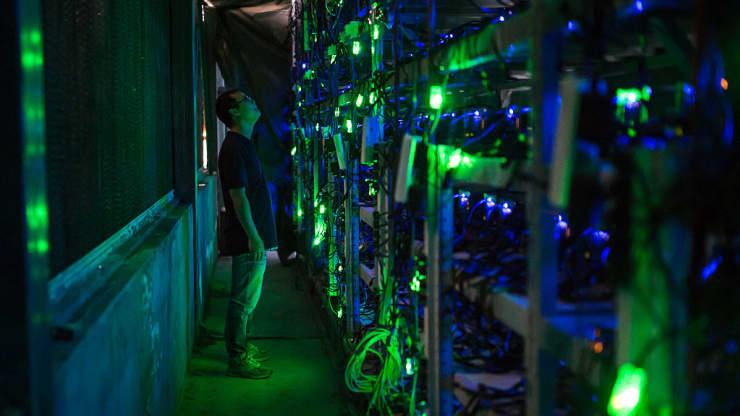Mỏ đào bitcoin lớn nhất Trung Quốc đề xuất phạt nặng hoạt động khai thác tiền mã hóa - Ảnh 1.
