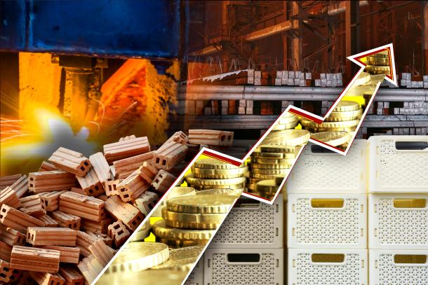 Ngành vật liệu xây dựng: Miếng bánh lớn hơn và ai cũng có phần khi thị trường xây dựng bùng nổ