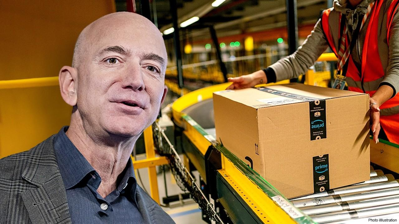 Jeff Bezos sẽ rời ghế CEO Amazon vào ngày 5/7 - Ảnh 1.
