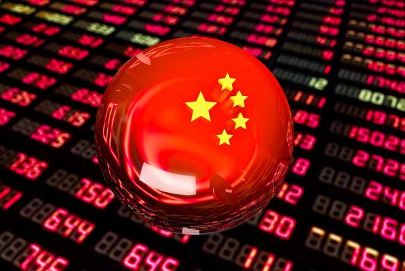 Tiền đổ vào hệ thống tài chính như lũ, Trung Quốc chật vật kìm nén bong bóng  - Ảnh 1.