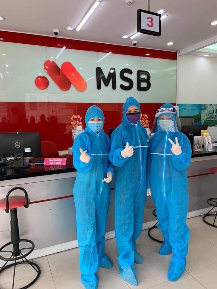 MSB lên đỉnh mới, anh trai Chủ tịch Trần Anh Tuấn muốn bán sạch hàng triệu cổ phần - Ảnh 1.