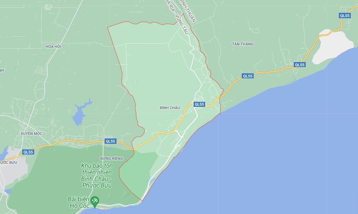 Giao dịch đất tại Bình Châu, Xuyên Mộc diễn ra ầm ầm bất chấp dịch COVID-19 - Ảnh 2.