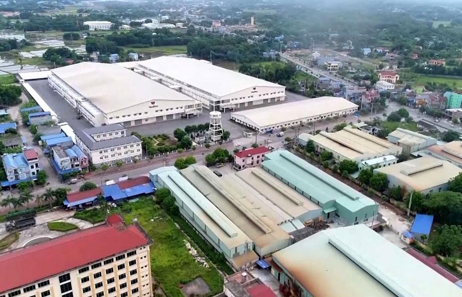 Thái Nguyên sắp có thêm hai cụm công nghiệp gần 50 ha - Ảnh 1.