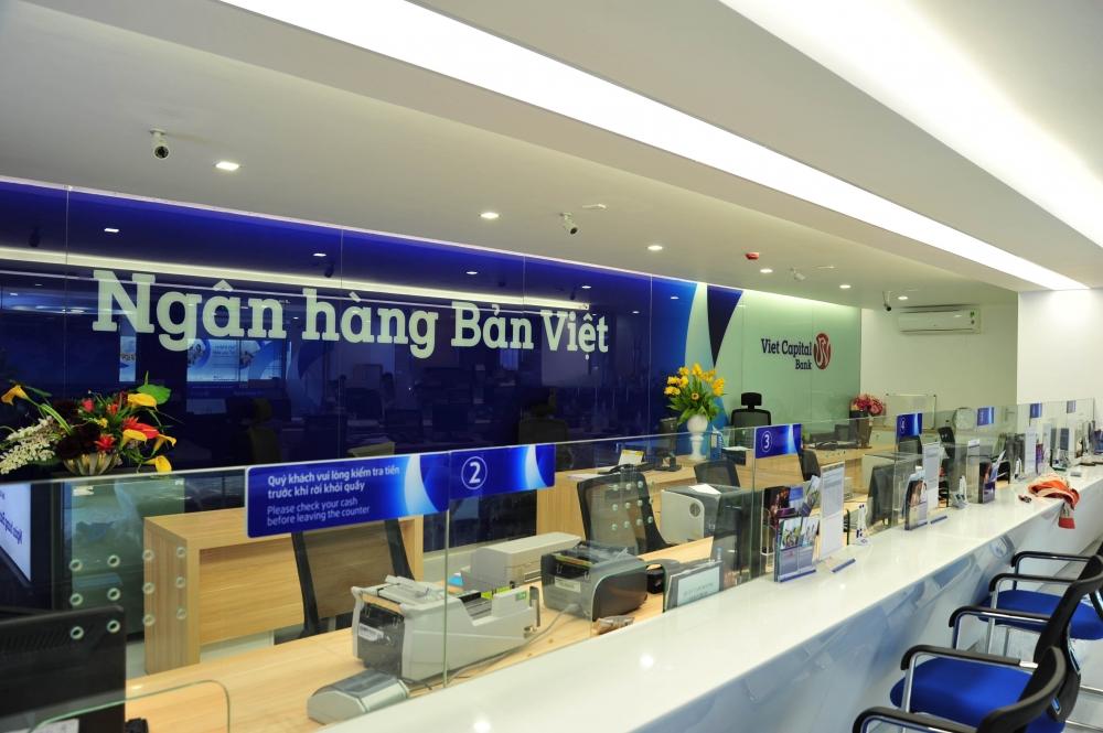 Ngân hàng Bản Việt khóa room ngoại ở mức 5% - Ảnh 1.