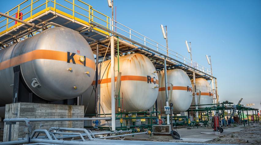 Giá gas hôm nay 3/5: Giá khí đốt tự nhiên tiếp tục trong trong phiên giao đầu tuần - Ảnh 1.