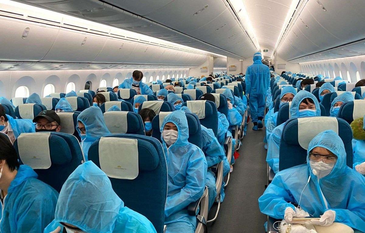 Đà Nẵng xin không tiếp nhận thêm chuyến bay chở công dân Việt Nam nhập cảnh vào thành phố - Ảnh 1.
