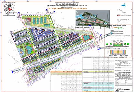 Mức giá bồi thường dự án KDC – TM DV của Phúc Hiếu tại Đồng Nai từ 2,5 đến hơn 24 triệu đồng/m2 - Ảnh 1.