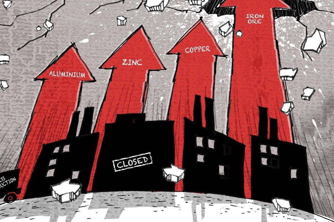 Bài toán giá nguyên liệu chưa giải, doanh nghiệp Trung Quốc như ngọn đèn dầu trước gió - Ảnh 2.