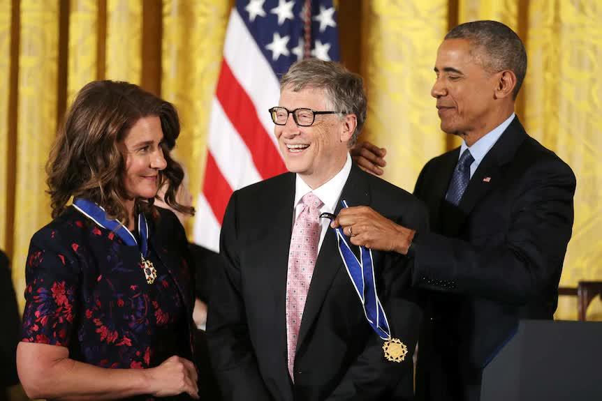 'Ngôn tình' đến hồi kết, tài sản của vợ chồng Bill Gates phân chia thế nào? - Ảnh 4.
