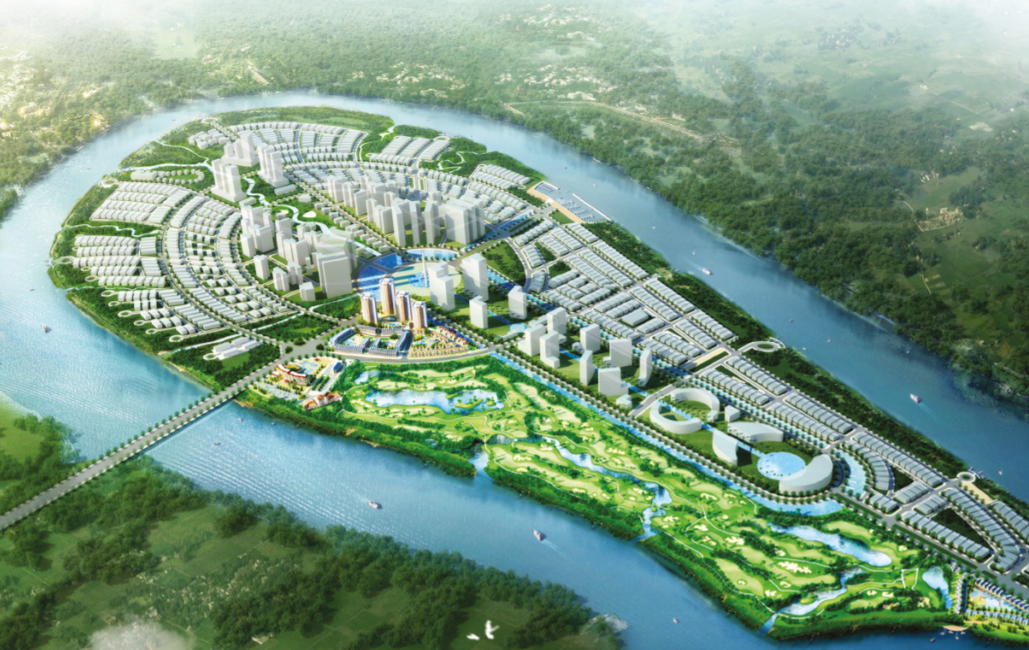 DIC Corp nghiên cứu đầu tư BĐS công nghiệp ở Bà Rịa - Vũng Tàu và phía Bắc  - Ảnh 1.