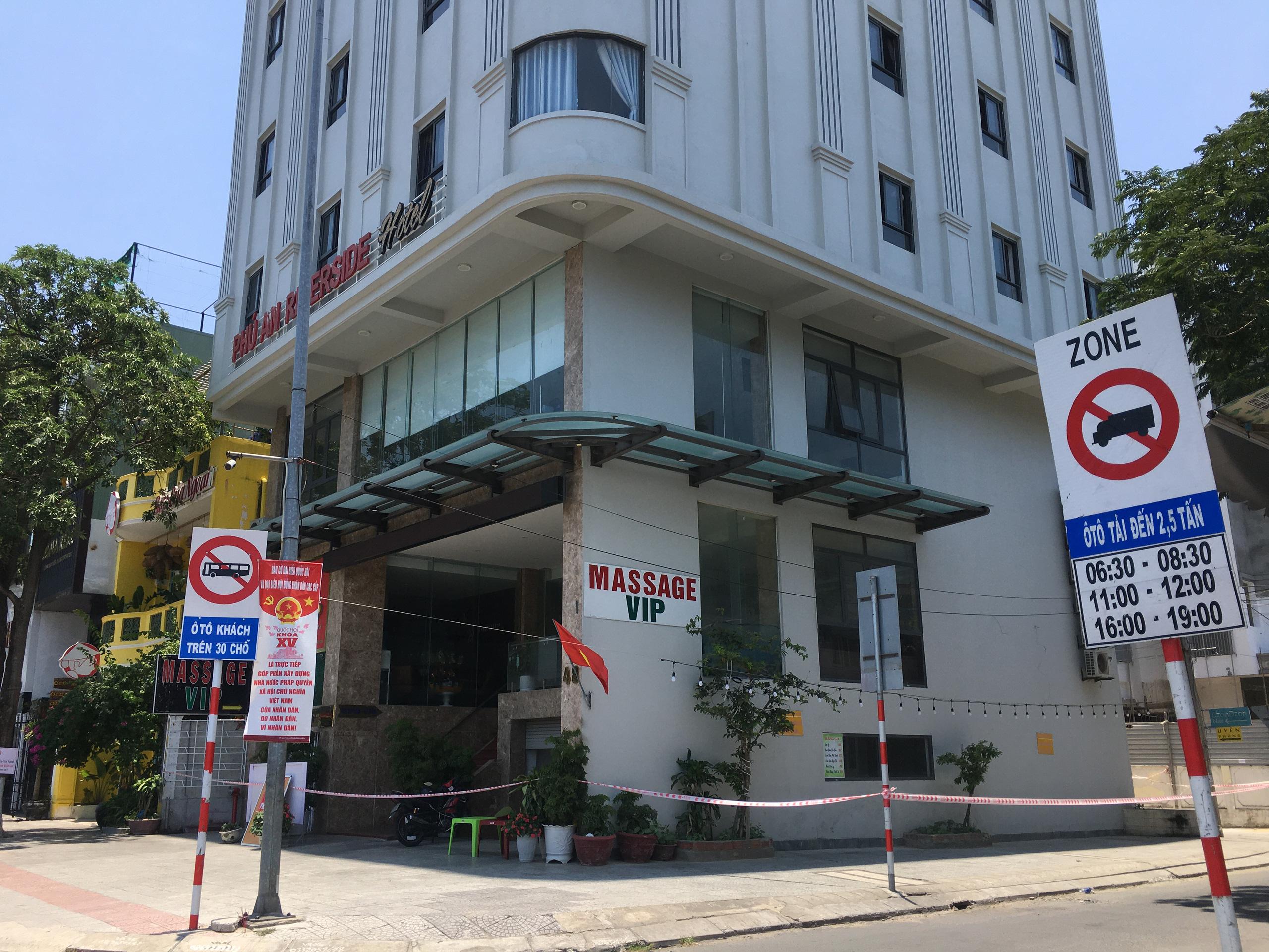 Nữ nhân viên massage ở Đà Nẵng nghi mắc COVID-19 đã đi những đâu? - Ảnh 2.