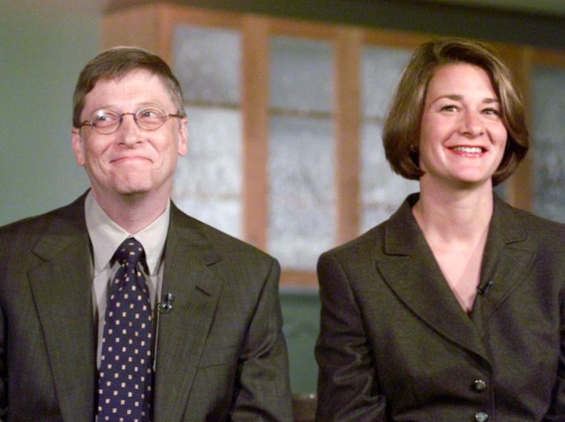 Cuộc hôn nhân 27 năm đẹp như 'ngôn tình' của Bill Gates: Không một lần cãi vã, chồng rửa bát mỗi tối  - Ảnh 2.