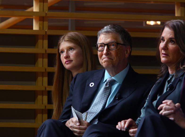 Cuộc hôn nhân 27 năm đẹp như 'ngôn tình' của Bill Gates: Không một lần cãi vã, chồng rửa bát mỗi tối  - Ảnh 20.