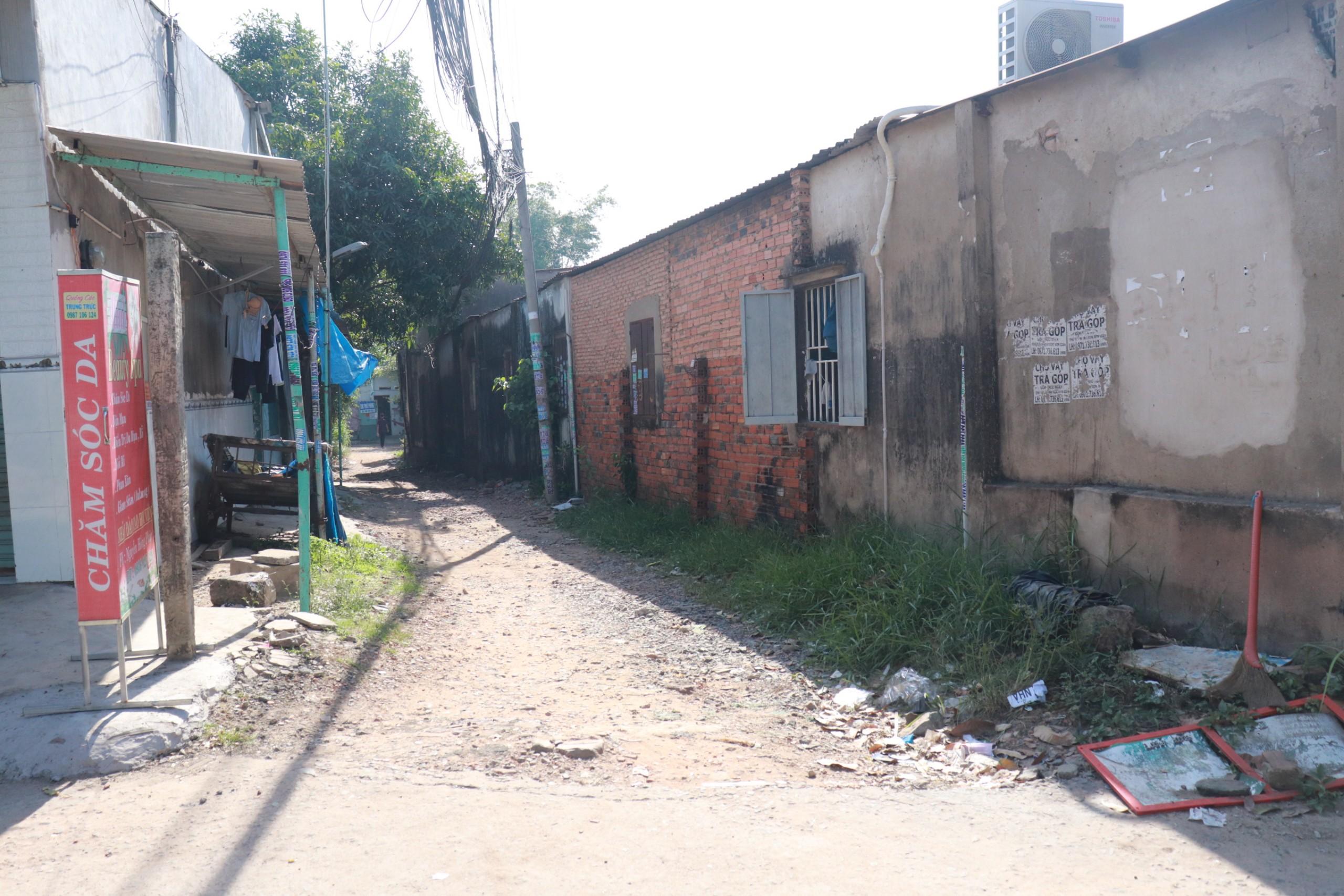 Đất dính quy hoạch ở phường Linh Trung, TP Thủ Đức, TP HCM - Ảnh 6.