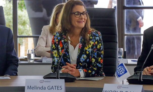 Bà Melinda Gates có thể trở thành nữ tỷ phú giàu thứ hai thế giới - Ảnh 1.