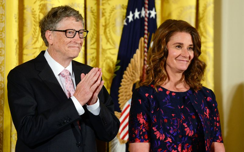 Chuyển thẳng 1,8 tỷ USD cho vợ sau ly hôn, vợ chồng Bill Gates đã bắt đầu chia tài sản - Ảnh 1.