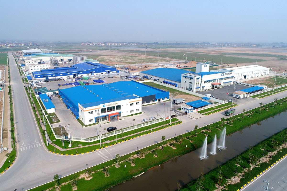 Bắc Ninh giao thêm hơn 27 ha đất cho Viglacera đầu tư KCN Yên Phong II-C - Ảnh 1.