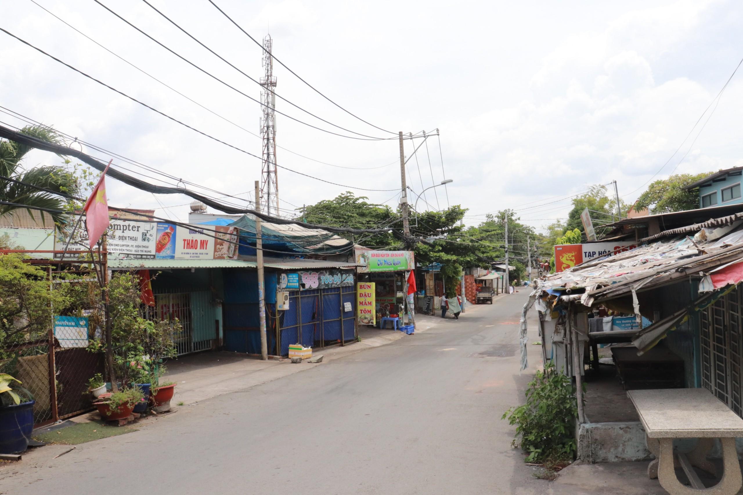 Ba khu đất dính quy hoạch ở phường Linh Trung, TP Thủ Đức - Ảnh 13.