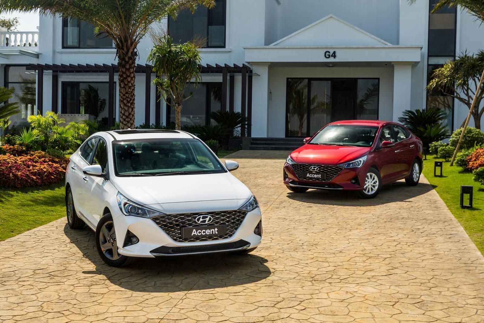 Bảng giá xe Hyundai tháng 5/2021: Giá từ 315 triệu đồng - Ảnh 1.