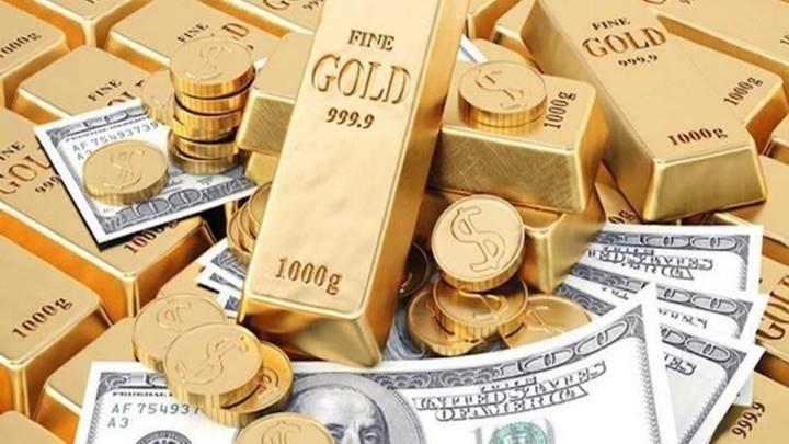 Giá vàng hôm nay 8/5: SJC tiếp đà tăng mạnh trong phiên cuối tuần - Ảnh 1.