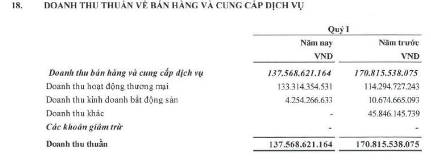 Doanh thu từ kinh doanh ô tô tải và đầu kéo của Dịch vụ Hoàng Huy (HHS) tăng 17% quý I - Ảnh 1.