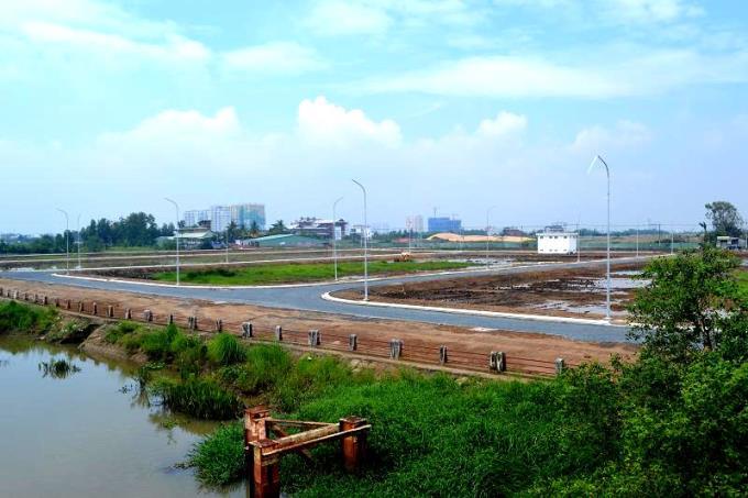 Cần Thơ thúc tiến độ dự án Khu đô thị tái định cư Cửu Long - Ảnh 1.