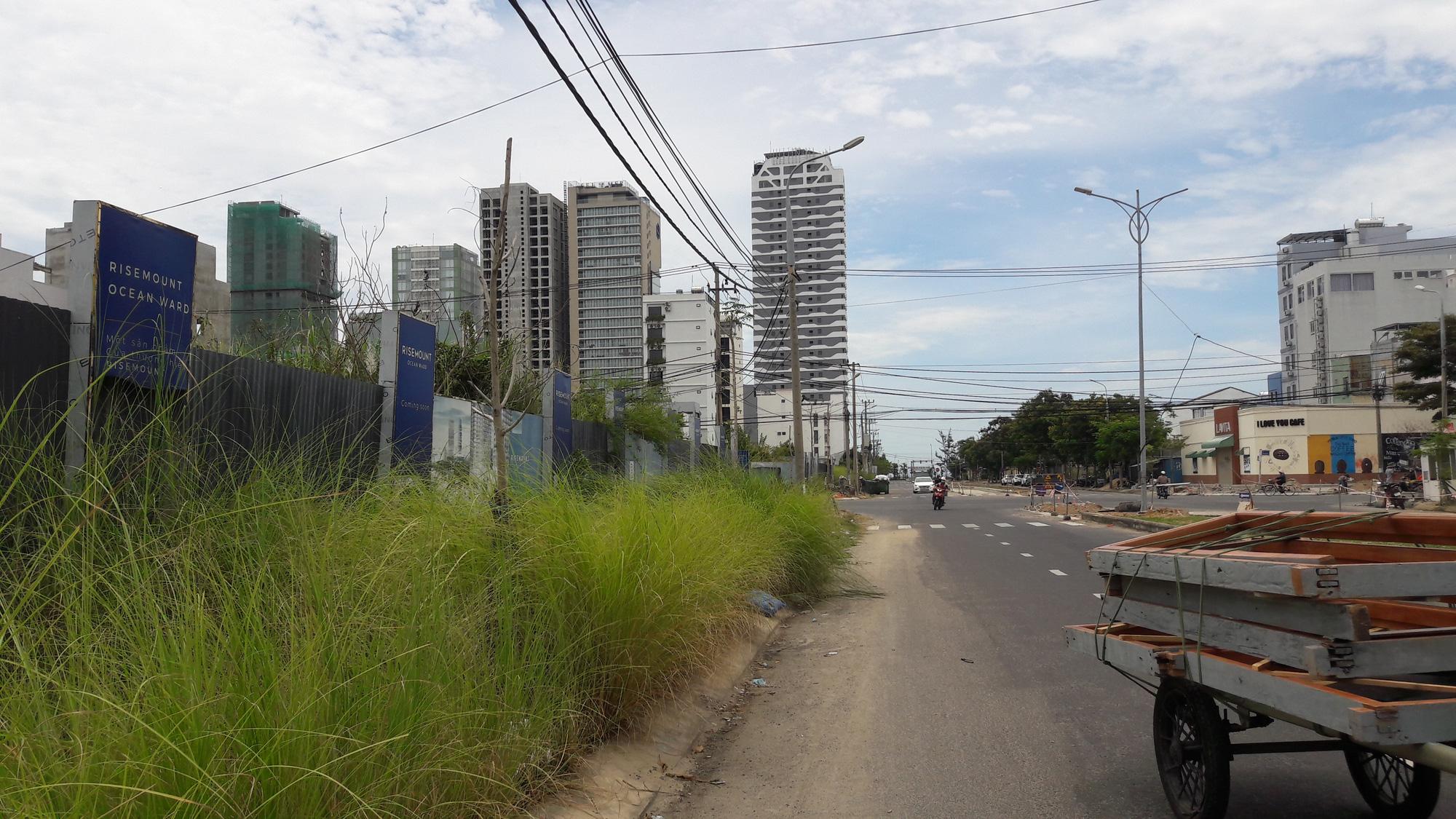 Hiện trạng dự án tháp đôi 30 tầng Risemount Suite Vương Thừa Vũ - Ảnh 1.
