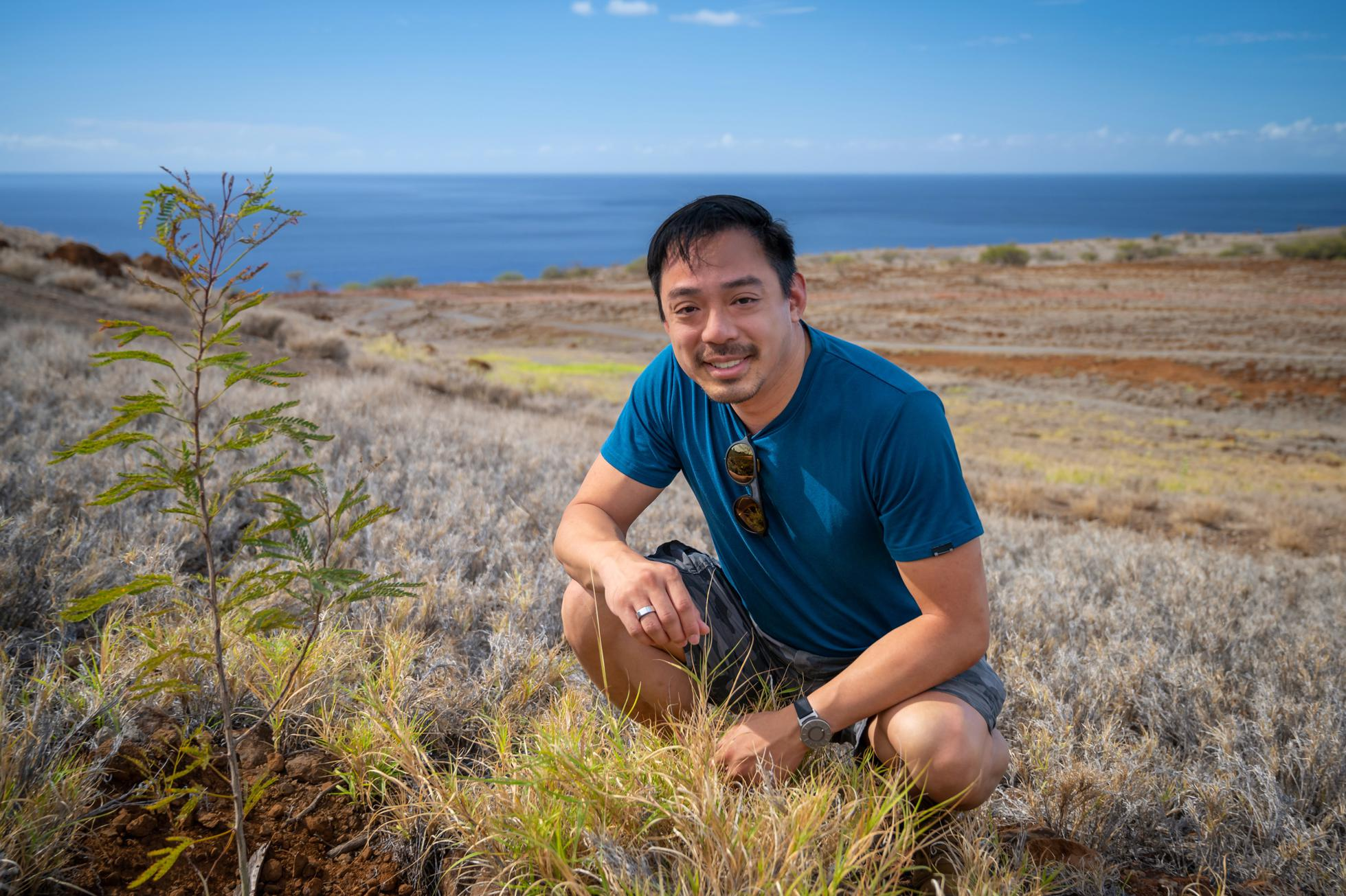 Cựu CEO Reddit lập công ty trồng cây kiếm tiền - Ảnh 1.